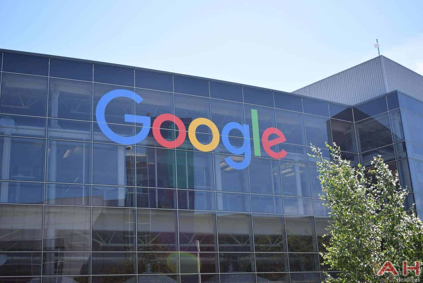 Googleplex Google Logo AH 7