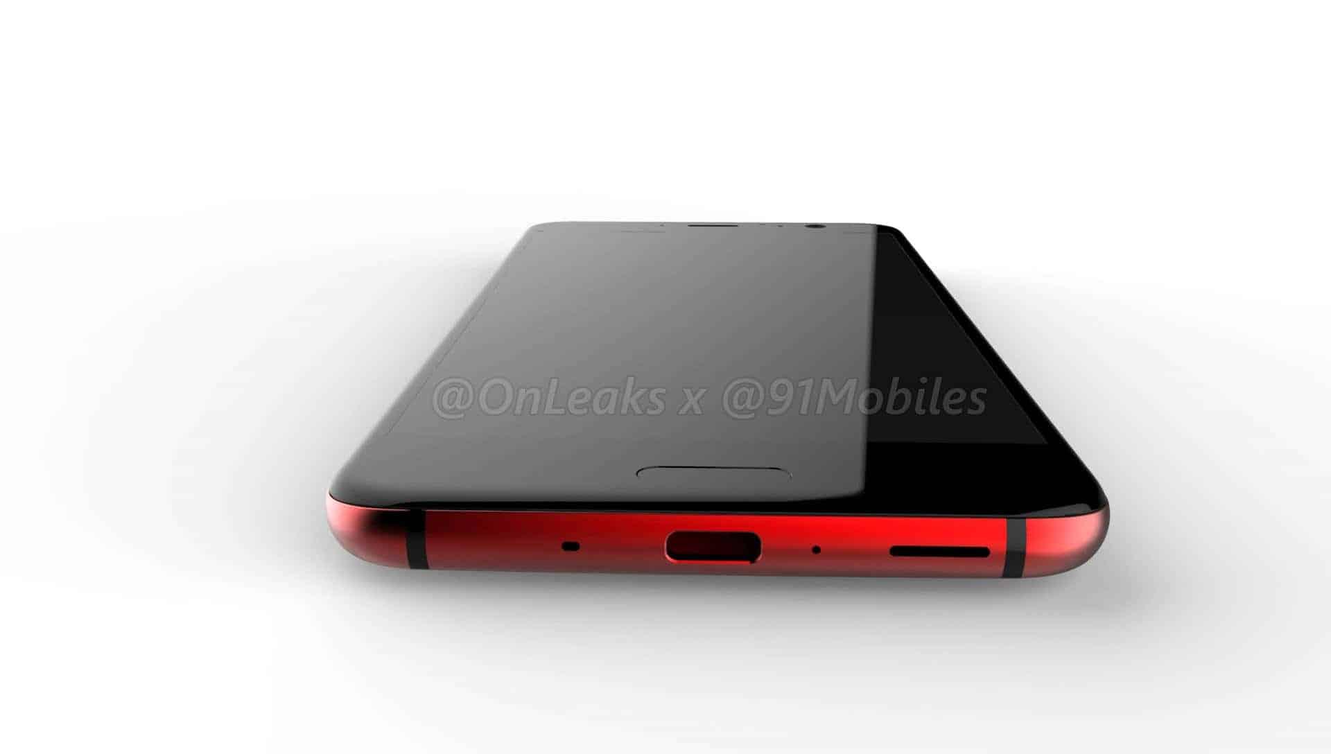 HTC U 11 Render leaks 11