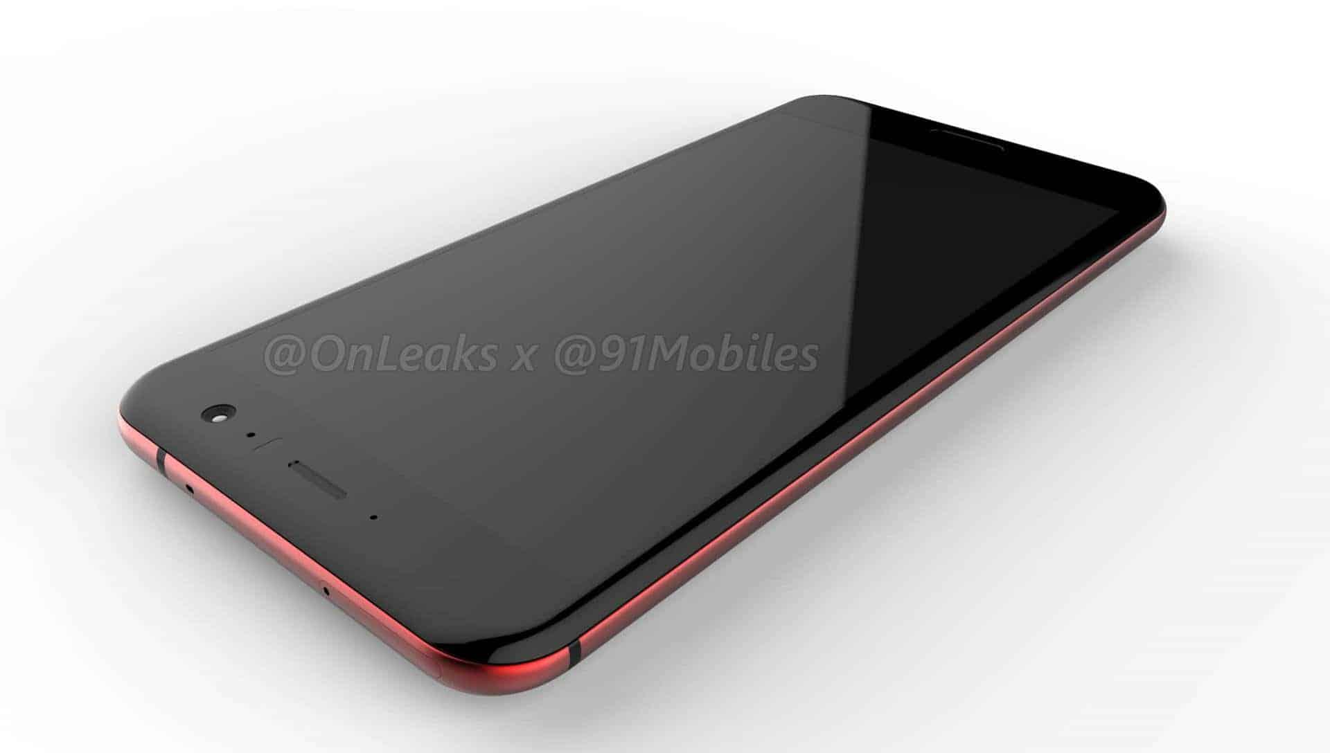 HTC U 11 Render leaks 7