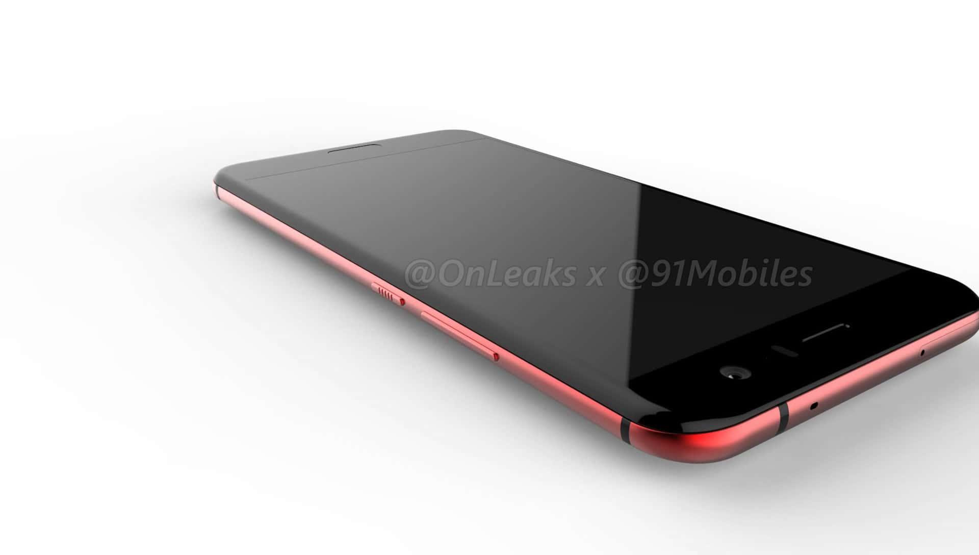 HTC U 11 Render leaks 9
