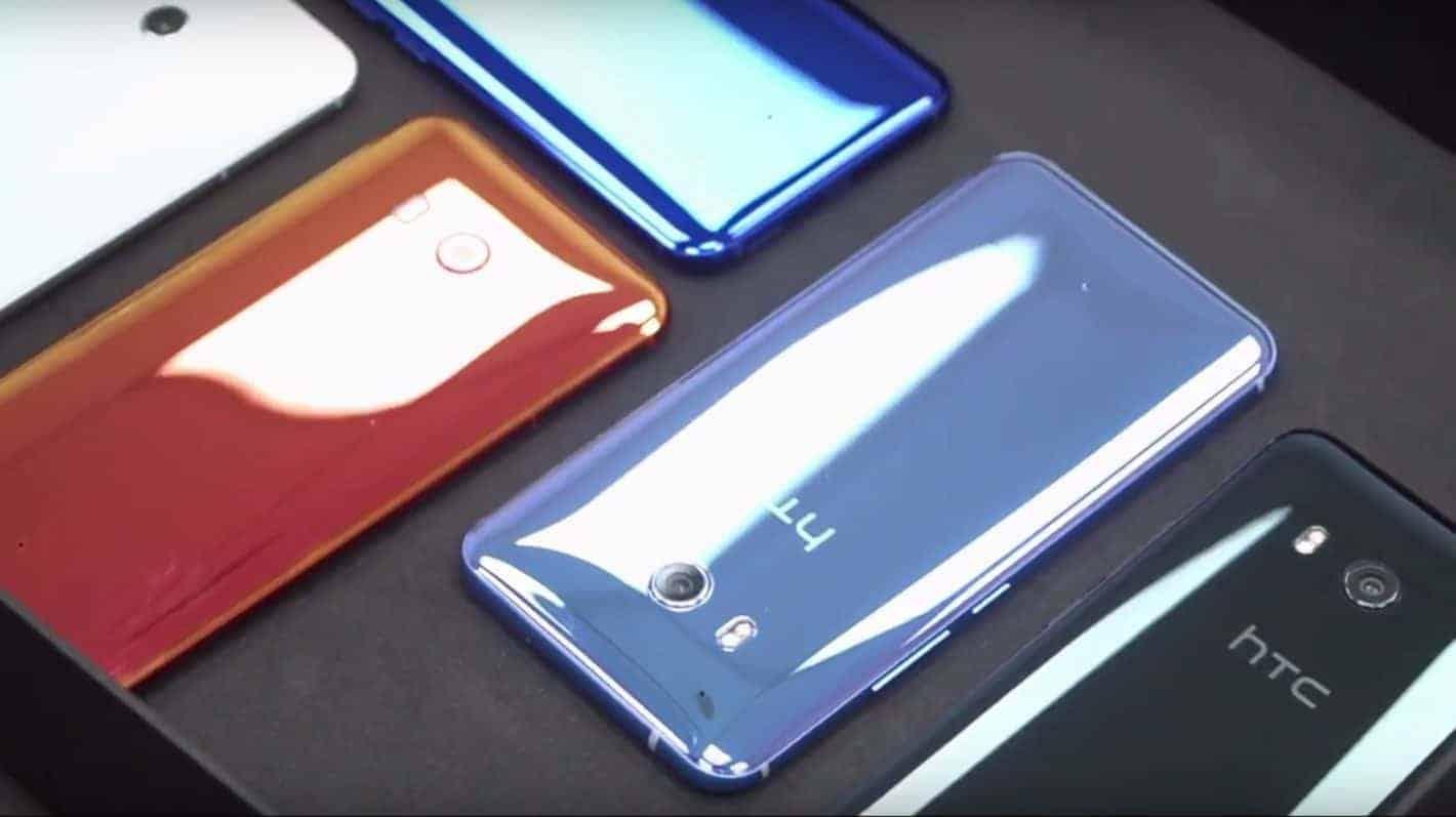HTC U 11 YouTube iVenyaWay Screenshot