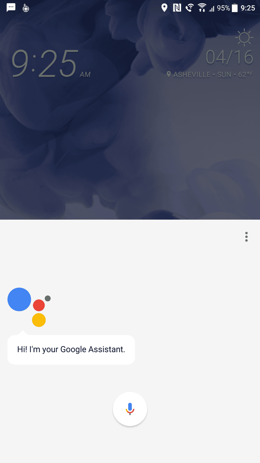 HTC U Ultra AH NS Screenshots google assistant
