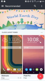 HTC U Ultra AH NS Screenshots themes 2