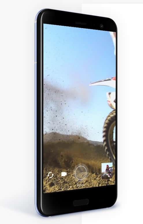 HTC U11 10