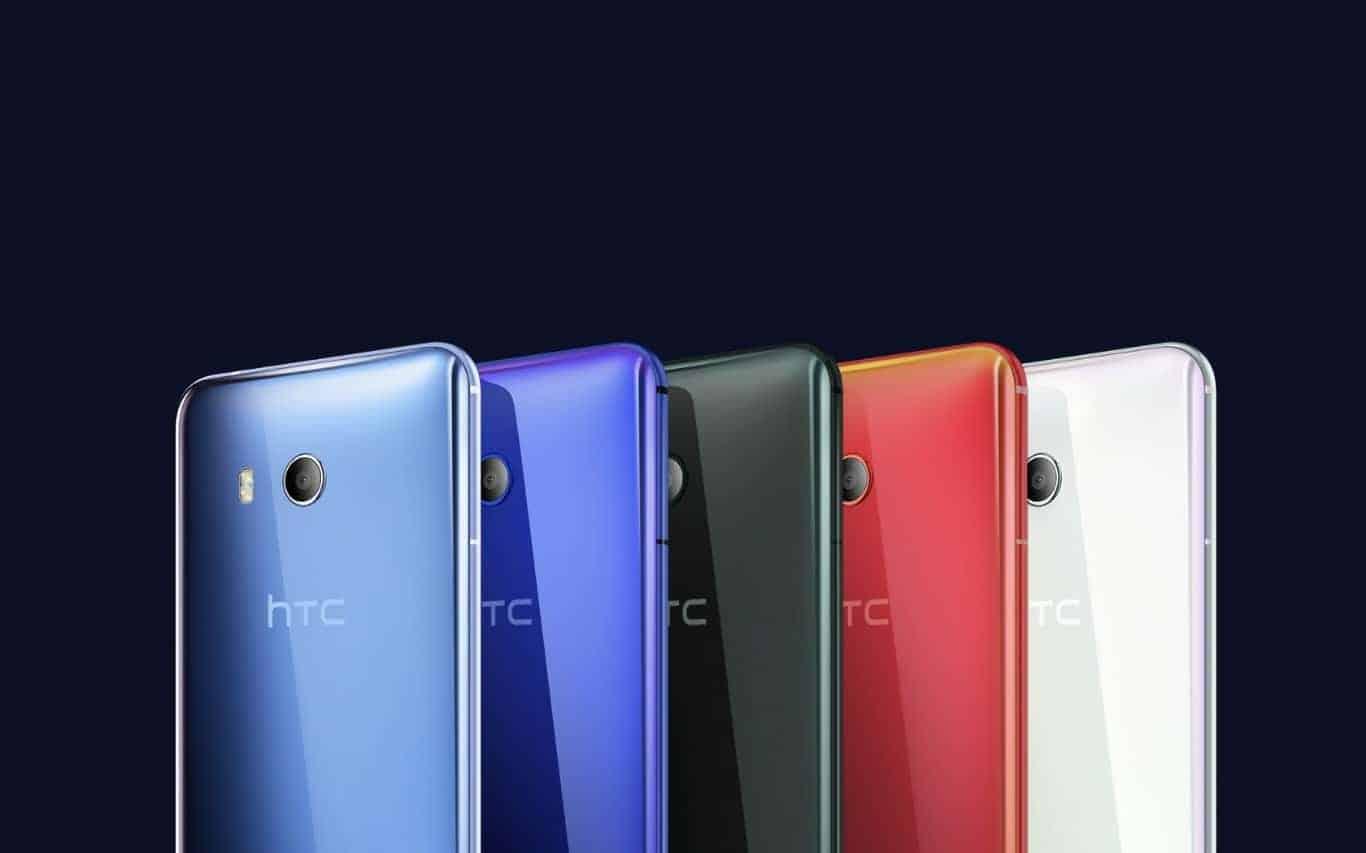 HTC U11 11