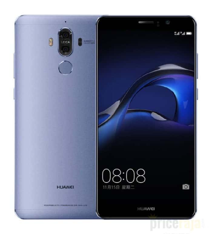 Huawei Mate 9 Blue leak 1