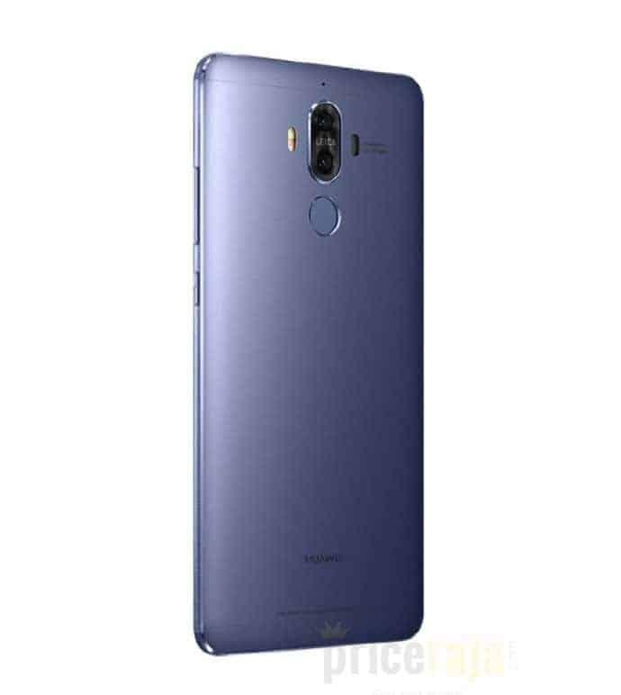 Huawei Mate 9 Blue leak 2