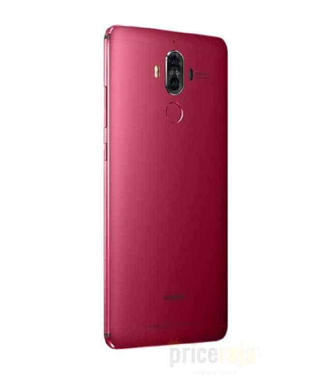 Huawei Mate 9 Red leak 2