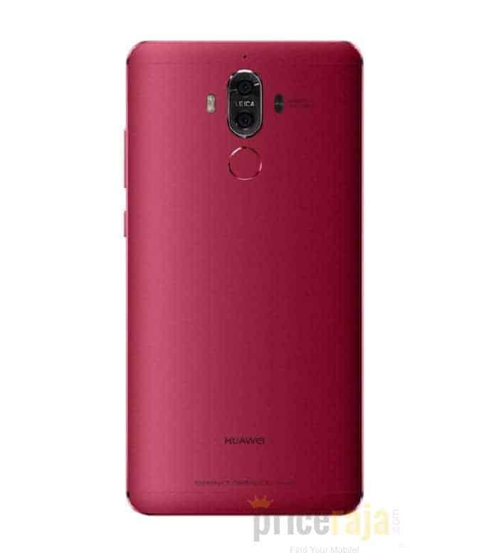 Huawei Mate 9 Red leak 3