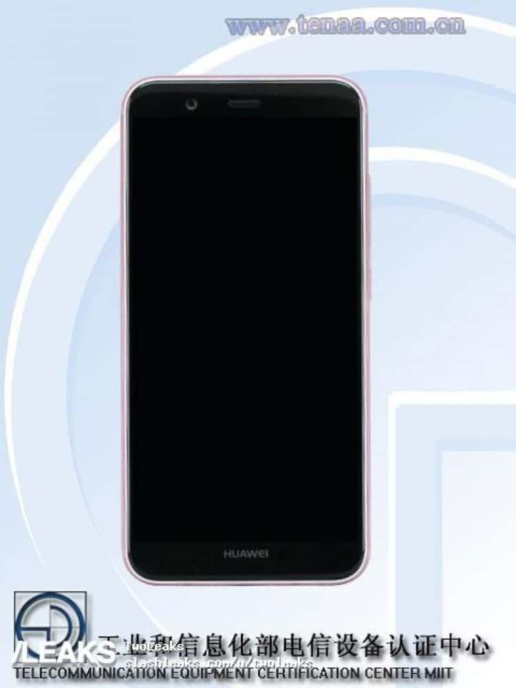 Huawei Nova TENAA 6