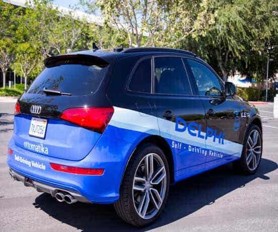 Intel Autonomous Driving 12
