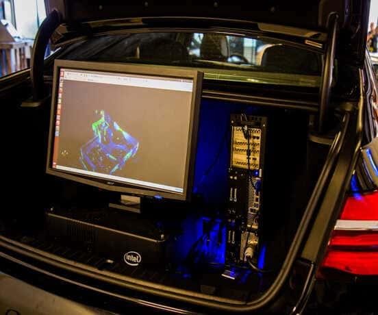 Intel Autonomous Driving 15
