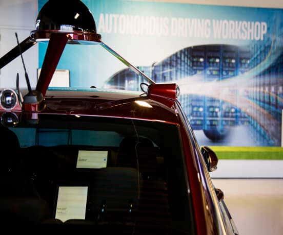 Intel Autonomous Driving 17