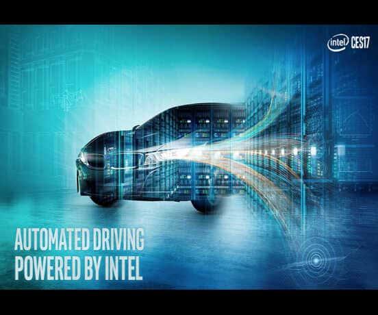 Intel Autonomous Driving 2