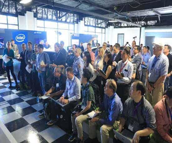 Intel Autonomous Driving 27