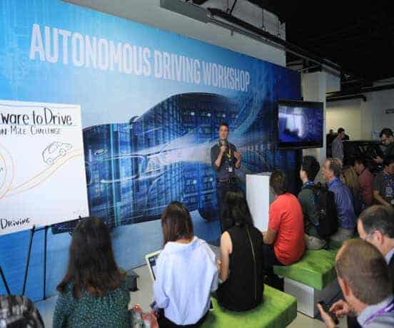 Intel Autonomous Driving 31