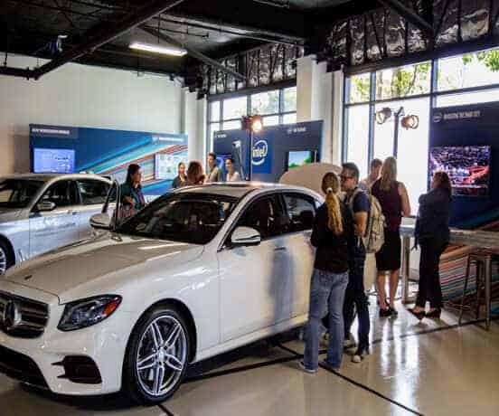 Intel Autonomous Driving 5