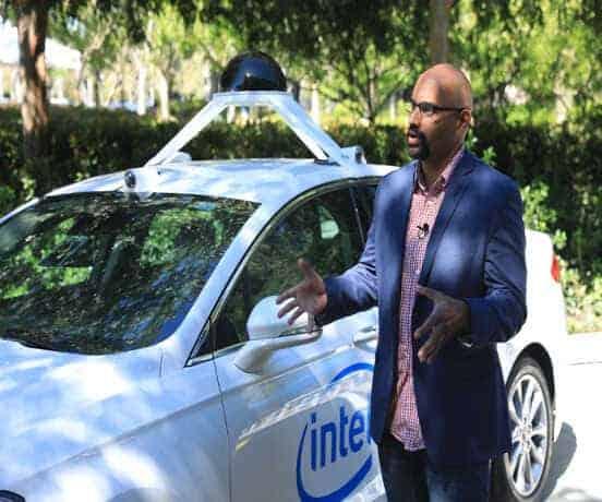 Intel Autonomous Driving 8