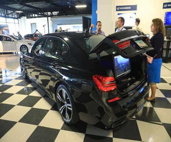 Intel Autonomous Driving 9