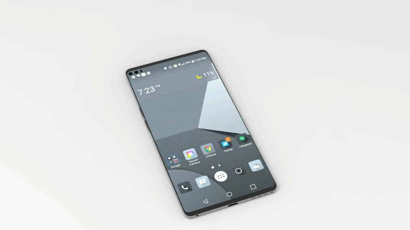 This Lg V30 Concept Sports 6gb Of Ram Dual Camera Setup