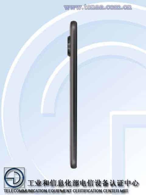 Lenovo Moto Z2 Play TENAA Listing 1