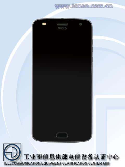 Lenovo Moto Z2 Play TENAA Listing 2