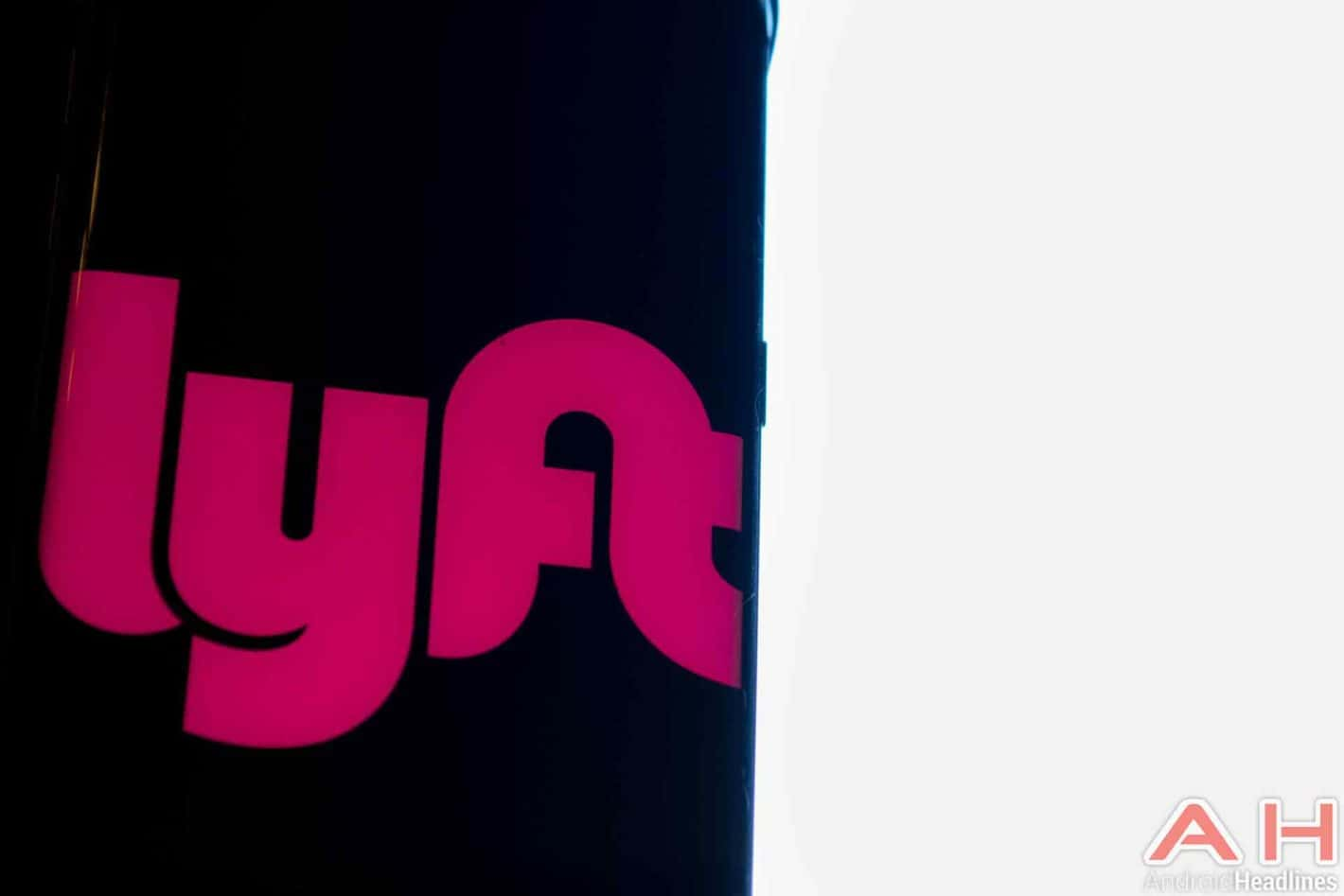 Lyft Logo AH