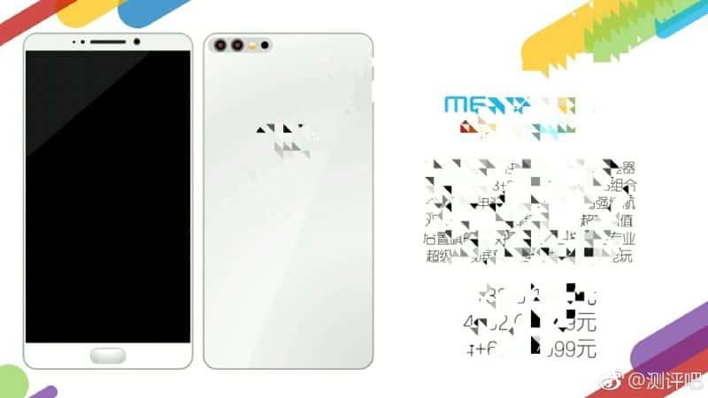 Meizu PRO 7 leak 221