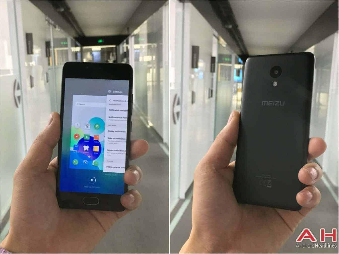 Meizus upcoming smartphone leak 3