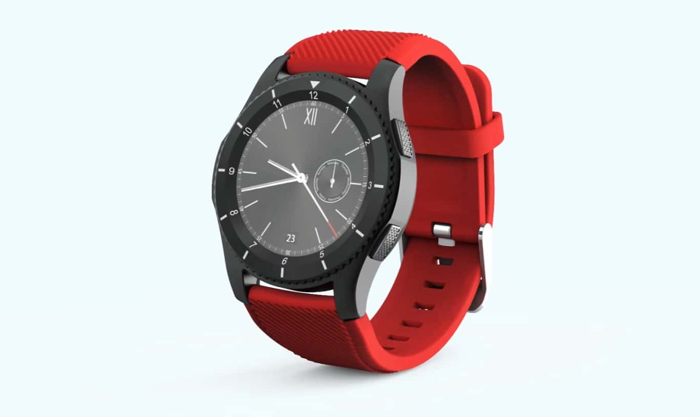 Smartwatch NO.1 G8