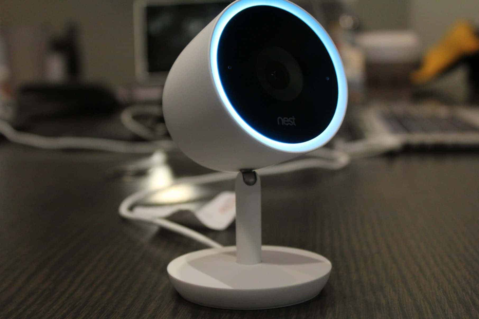 Nest Cam IQ 1
