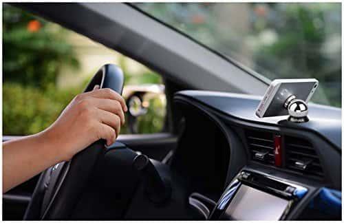 Mpow car air vent phone mount holder 13