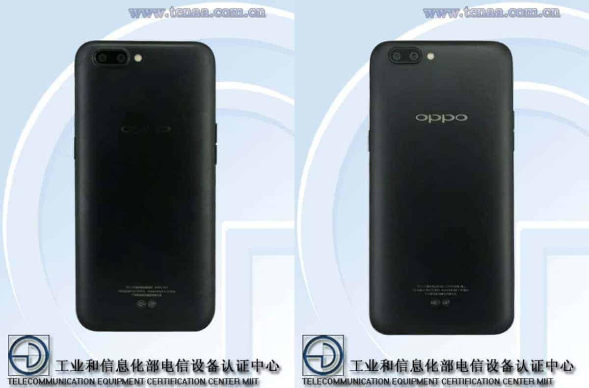 Oppo R11 Amp R11 Plus Get Certified In China Specs Revealed
