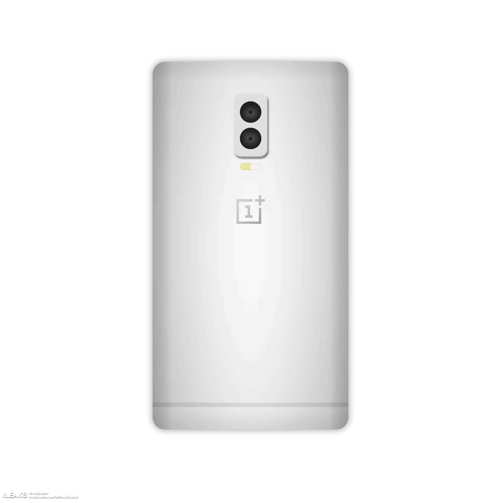OnePlus 5 Render 3
