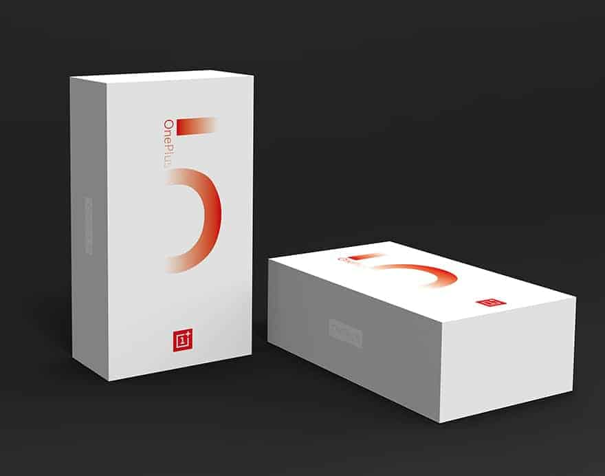 OnePlus 5 retail packaging prospect 1