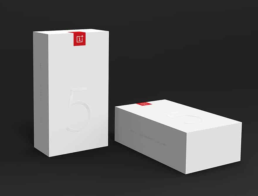 OnePlus 5 retail packaging prospect 2