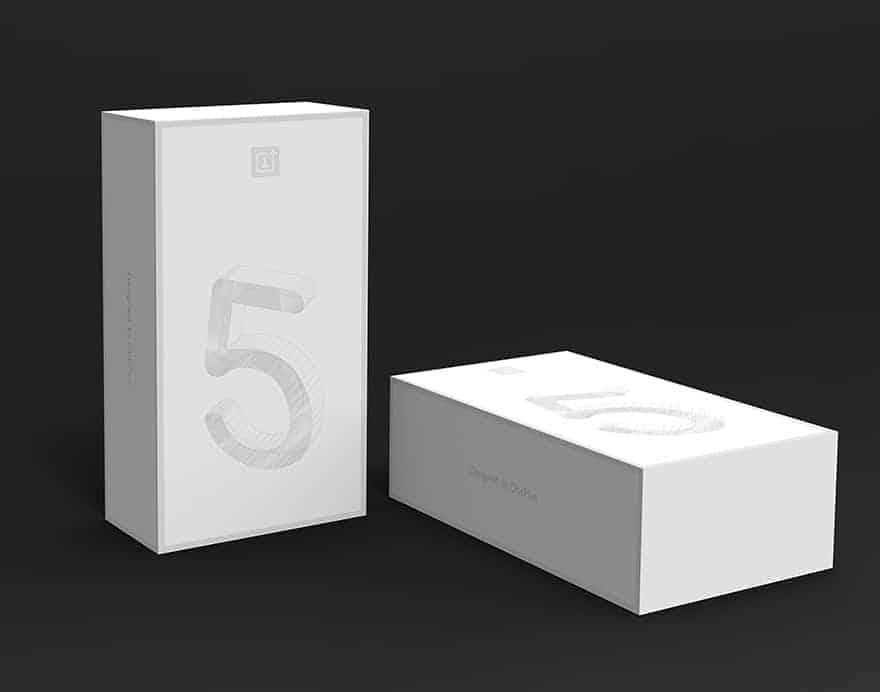 OnePlus 5 retail packaging prospect 3