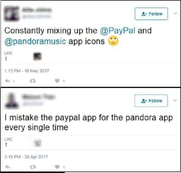 PayPal Pandora Logo Issue 3