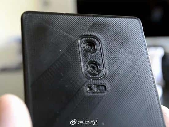 Samsung Galaxy Note 8 3D Printed Weibo 1