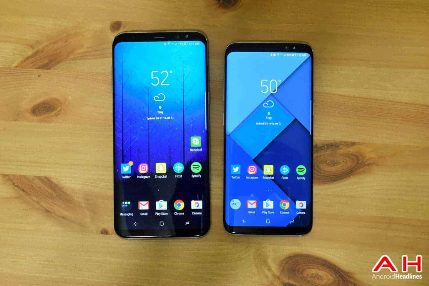 Samsung Galaxy S8 Galaxy S8 Plus AM AH 4 2