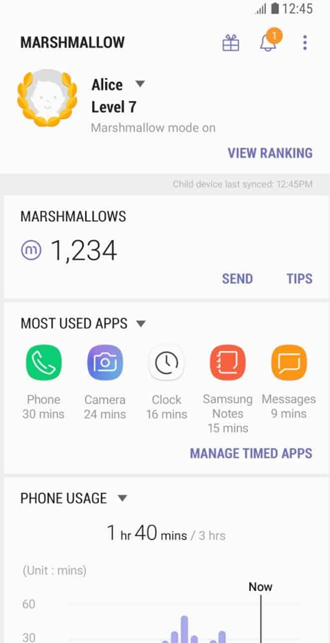 Samsung Marshmallow App 1