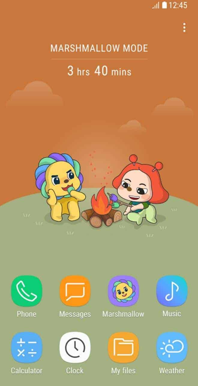 Samsung Marshmallow App 2