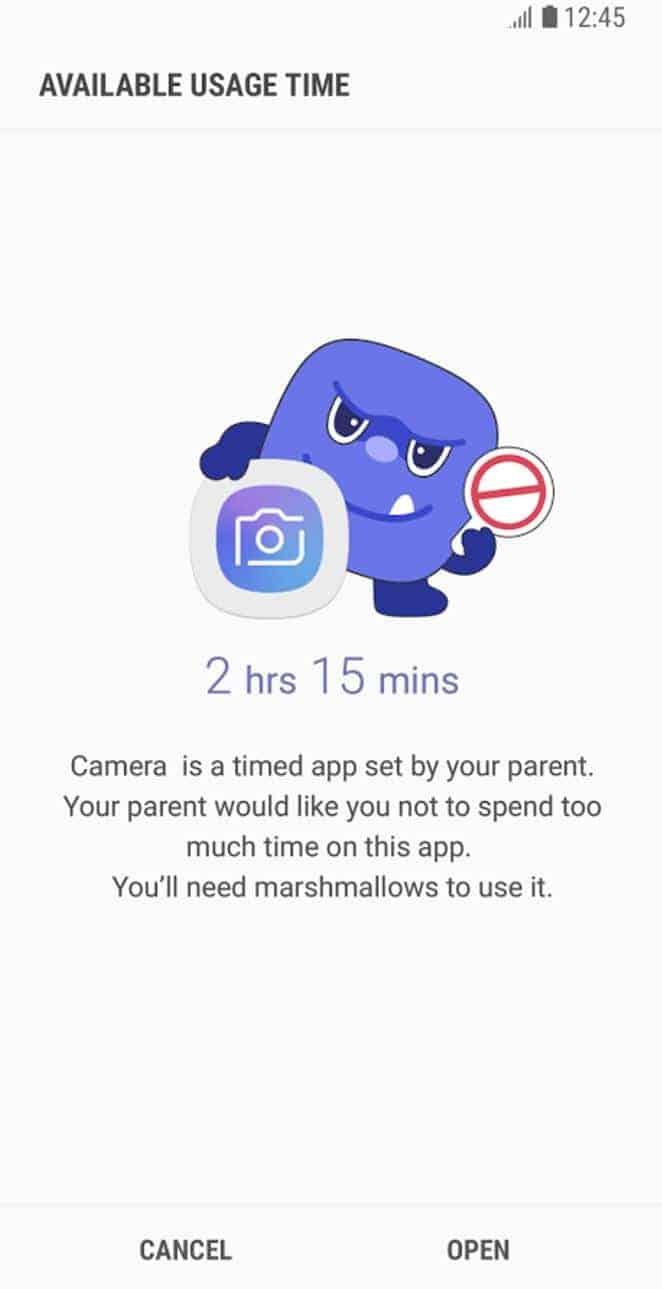 Samsung Marshmallow App 3