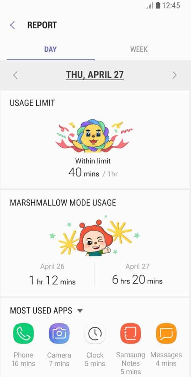 Samsung Marshmallow App 4