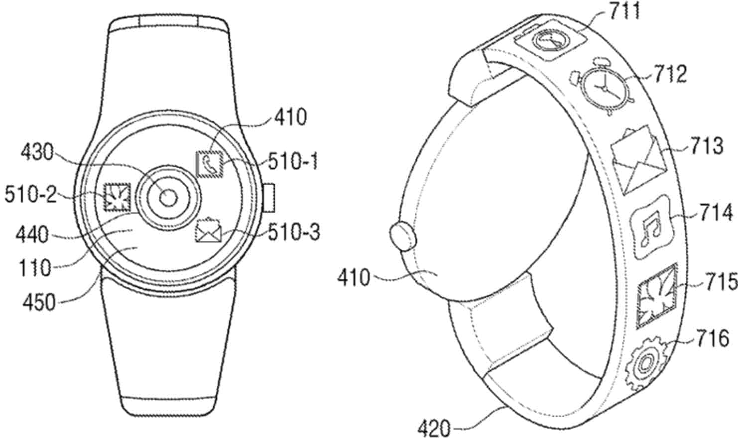 Samsung Rollable Display Patent 2