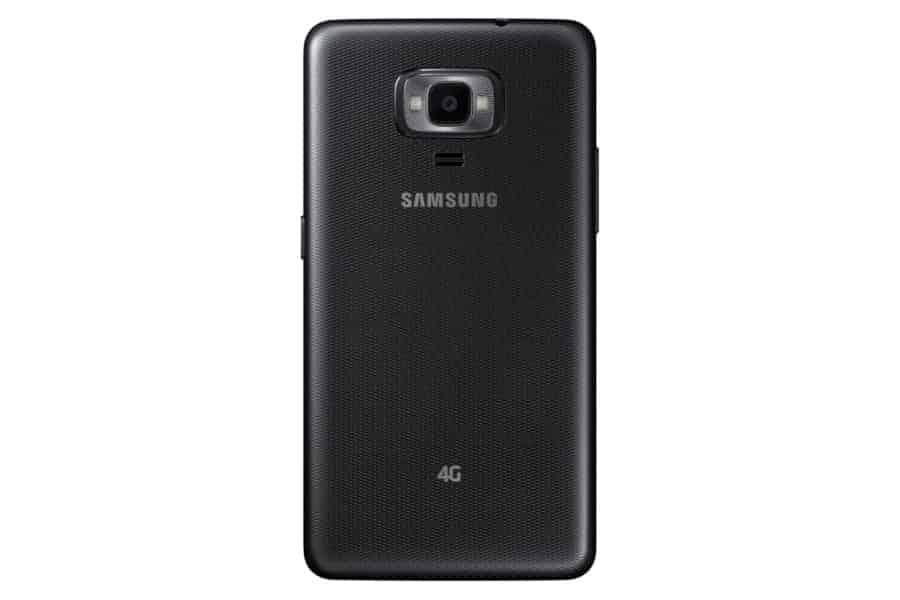 Samsung Z4 Render 2