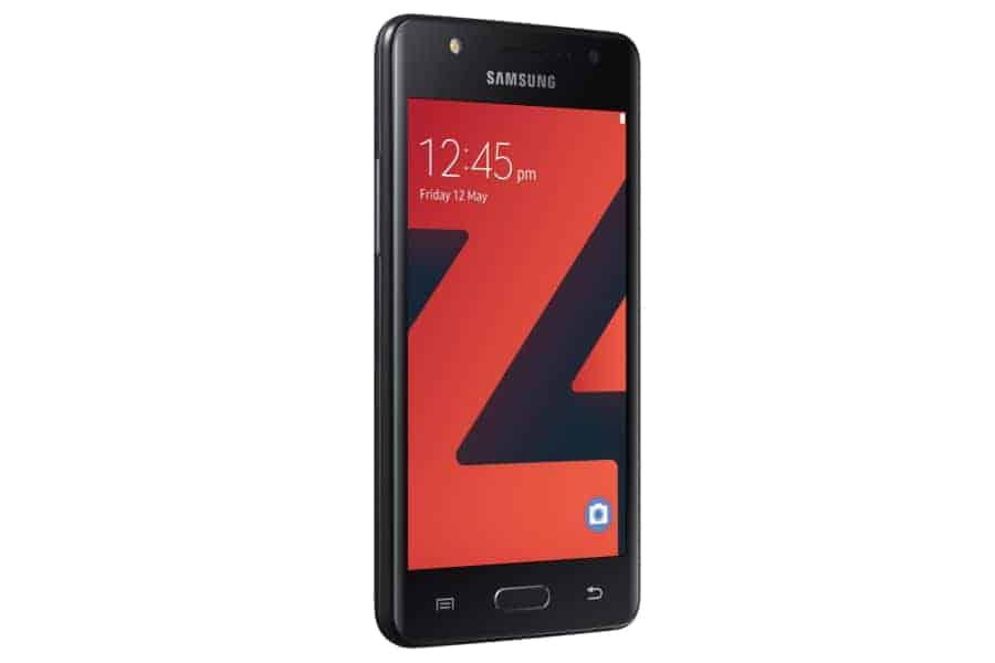 Samsung Z4 Render 3