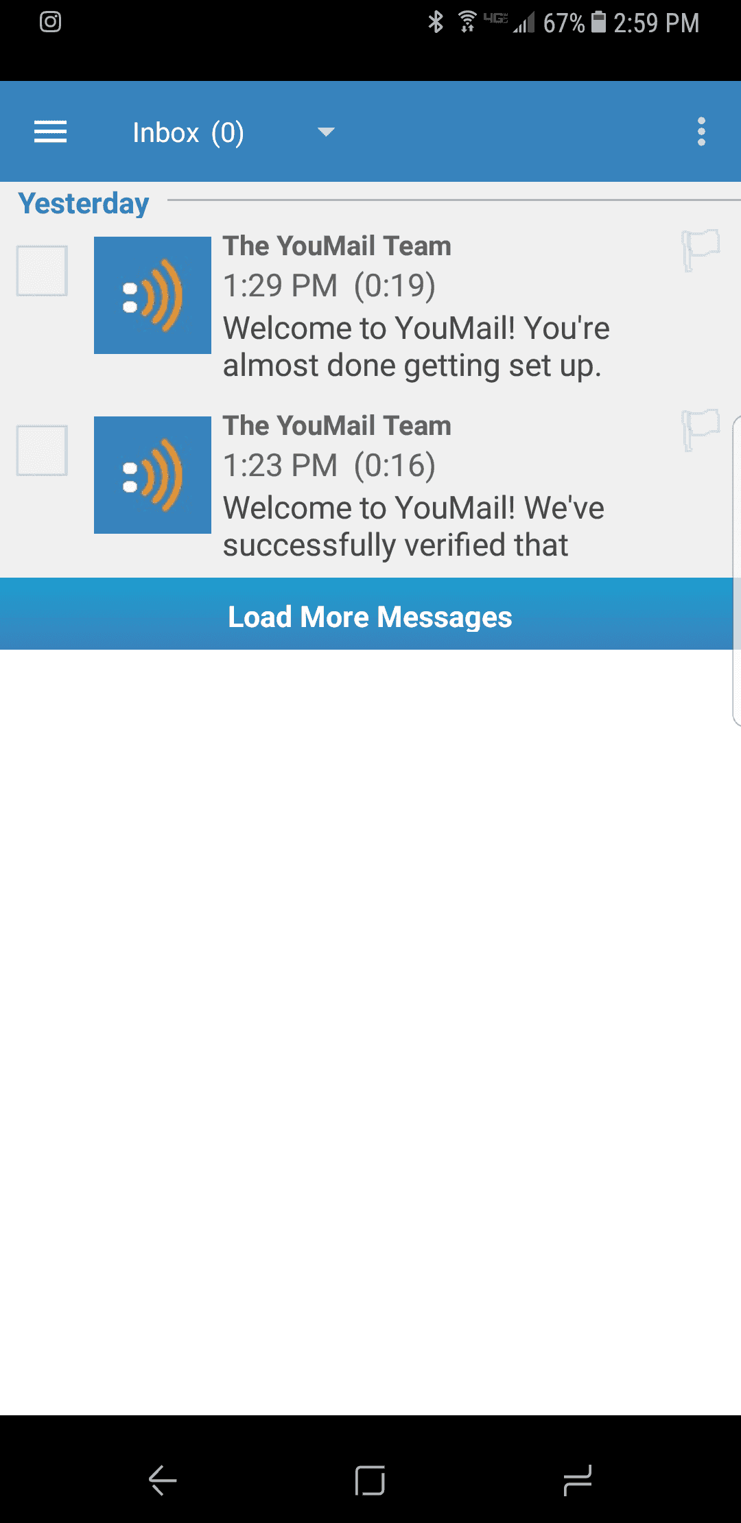 Sponsored App Review Youmail Voicemail Replacement Android News