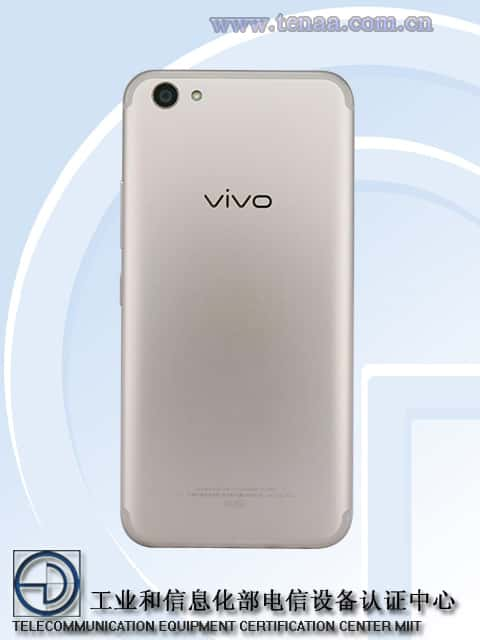 VIVO X9s Plus TENAA KK 1