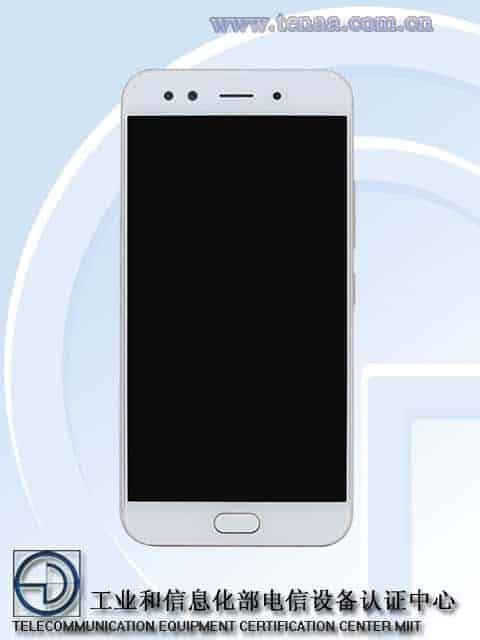VIVO X9s Plus TENAA KK 3